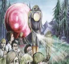El misterioso encuentro ovni con seres de 3 ojos del año 1528