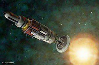 Proyecto Orion, La nave imposible