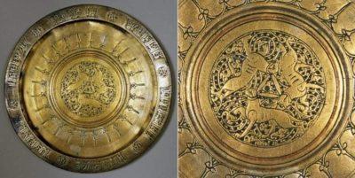 Las Tres Liebres, el antiguo símbolo de oriente y occidente cuyo significado se desconoce