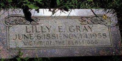 Historia: Lilly víctima de la bestia 666