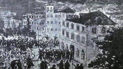 Leyenda de la Casa del Duende de Madrid.