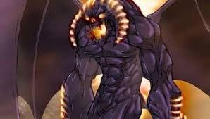 Balor, dios demoiaco de la muerte