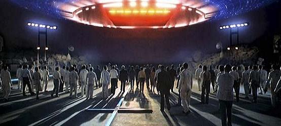 Astrofísico: La tierra es un zoológico gigante para los alienígenas avanzados.