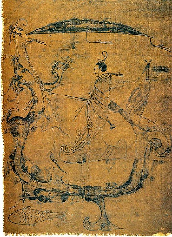 Avistamientos de dragones en China: ¿mito o realidad?