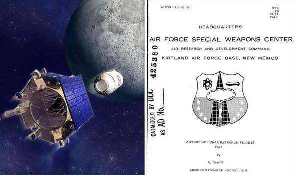 Apolo 11: documentos desclasificados muestran que EEUU quería detonar una bomba atómica