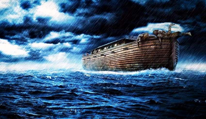 Piloto de la Marina de EE.UU. aseguró haber fotografiado el Arca de Noé en el monte Ararat