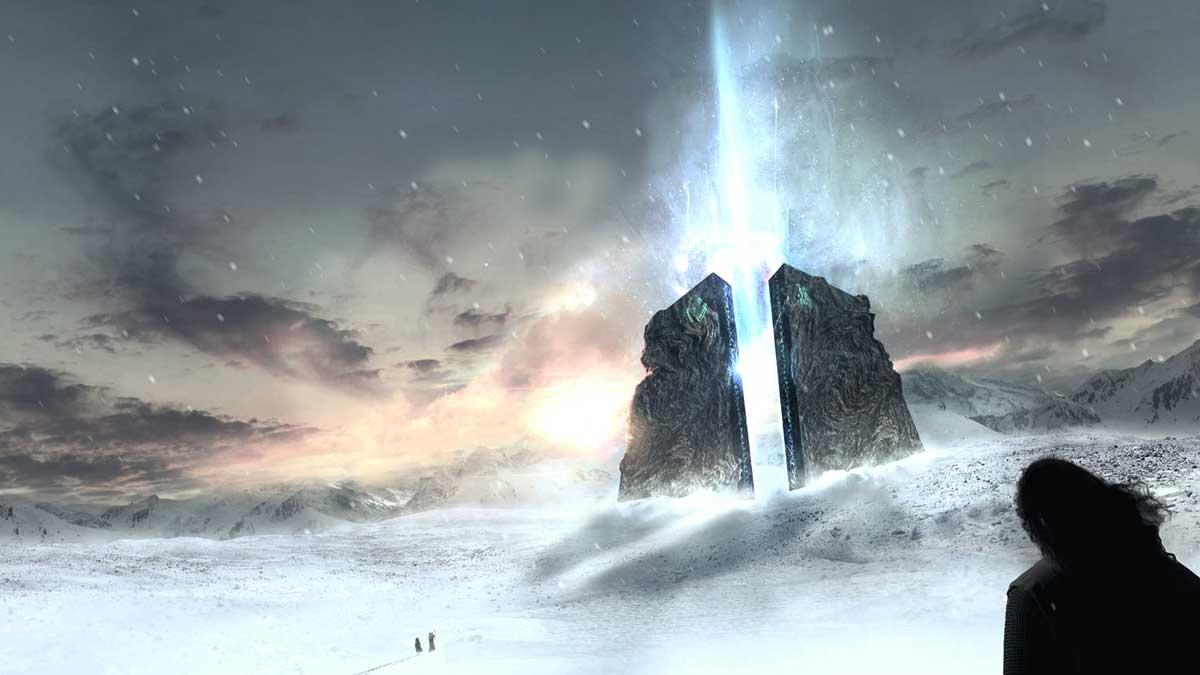 Hay portales de cuatro dimensiones en la Tierra.