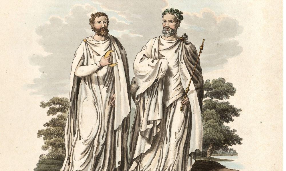 Druidismo: el origen  atlante