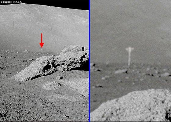 Documental confirma la existencia de extraterrestres en la Luna