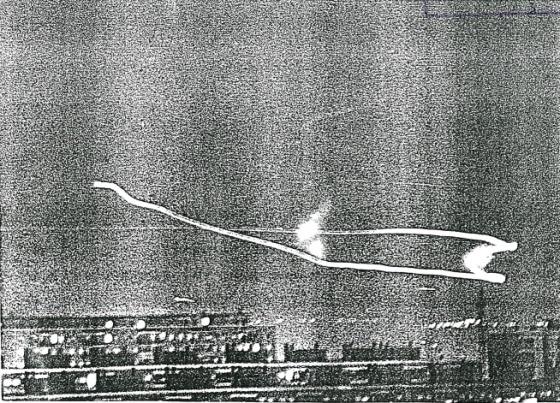 El Ministerio de Defensa español desclasifica 80 expedientes de avistamientos OVNI, uno de ellos, el de Alcorcón de 1978