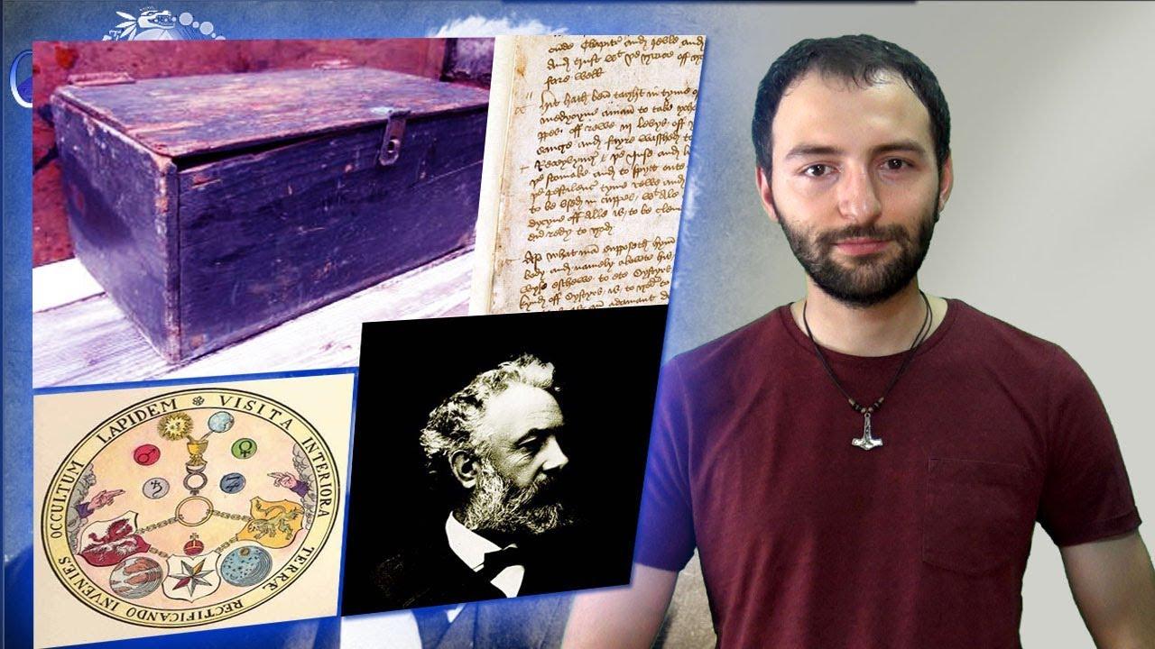 El Nieto de Julio Verne encuentra una caja de 900 KILOS con EL MAYOR SECRETO de su abuelo