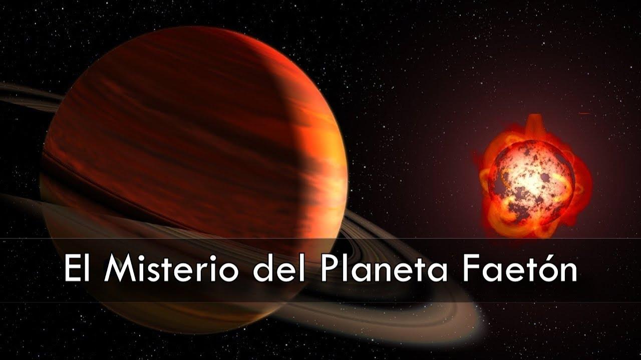 El Planeta Faetón y el misterio de la estrella Némesis