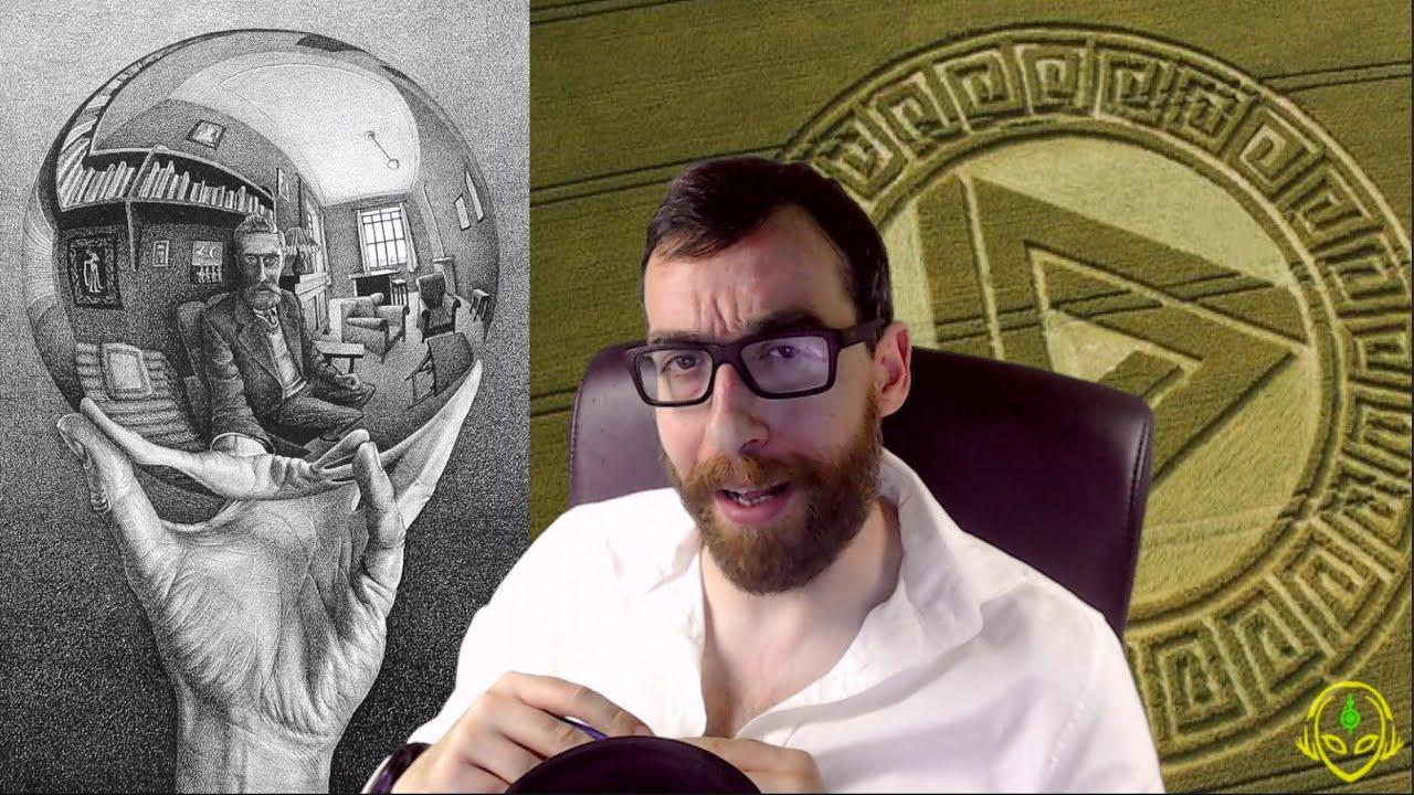 Escher y los extraterrestres