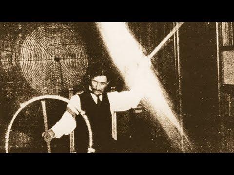 Extraterrestres ayudándonos con la ciencia de Tesla