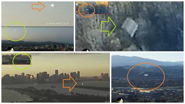 Inteligencias Extraterrestres Nos Vigilan con Naves No Tripuladas?¿Drones Aliens?