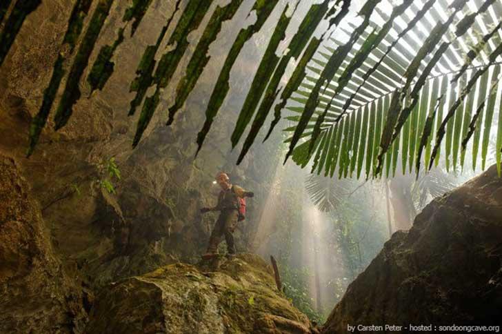 La cueva más grande del mundo tiene su propia selva y fue descubierta hace solo 24 años