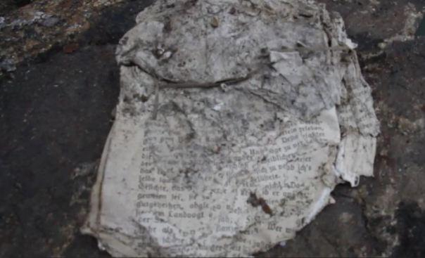 Los investigadores han descubierto el secreto -construido base de nazi para buscar antigua artifacts- en el artico