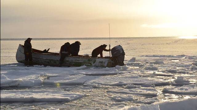 Militares canadienses investigan misterioso sonido que proviene de las profundidades del Ártico