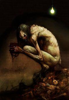 Mitos de Lovecraft: Pickman, el pintor de demonios