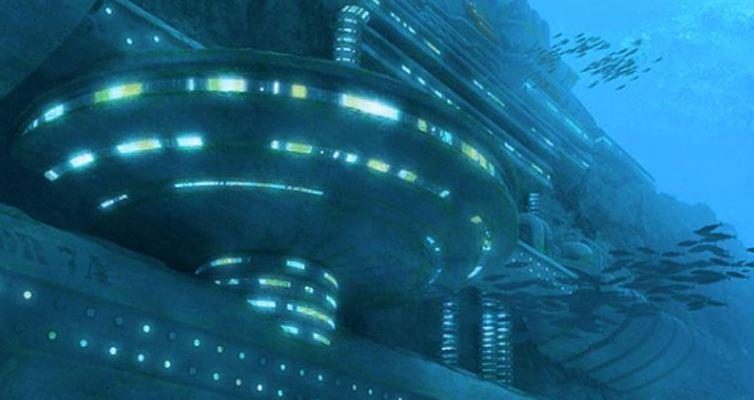 Oculta Rusia una avanzada civilización extraterrestre submarina?