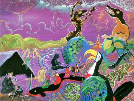 Parásitos psíquicos, seres interdimensionales