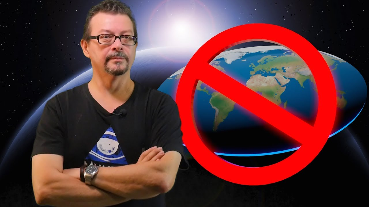 ¿Por qué la Tierra NO es plana?