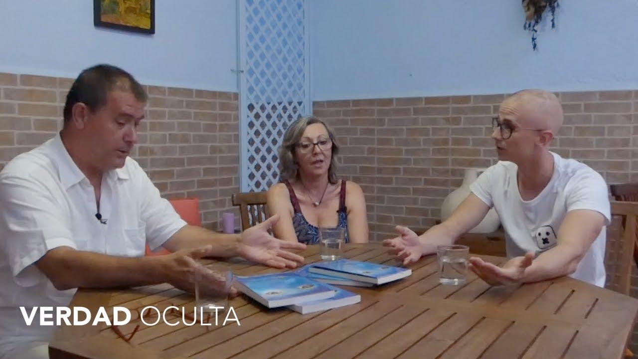 Una FAMILIA asegura hablar con su hijo FALLECIDO