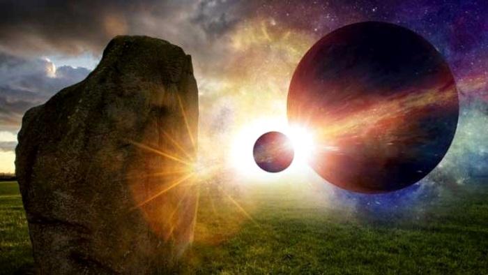 NEMESIS, la misteriosa Estela de Newgrange ha sido descifrada y habla de una estrella intrusa.