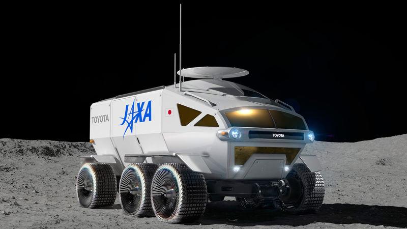 La agencia espacial japonesa quiere poner en la Luna este espectacular rover presurizado para 2029
