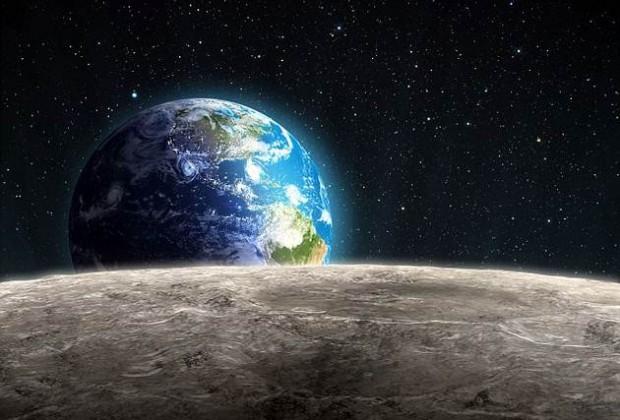 ¿Pueden los orígenes de la Tierra yacer en la Luna?