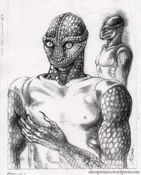 ¿Quiénes son los #reptilianos, la supuesta raza que busca dominar nuestro planeta?