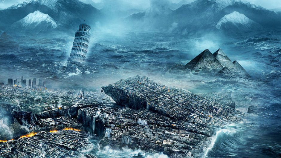 Estudio científico: Se avecinan grandes terremotos y una mini edad de hielo