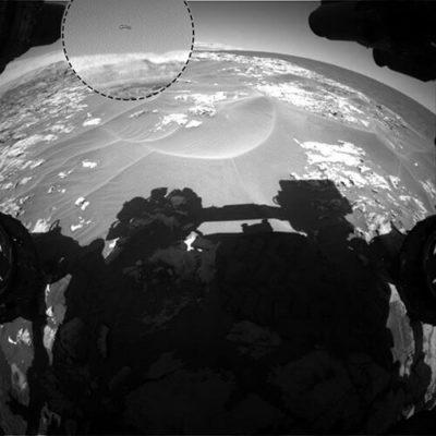 "Aparece otro ""OVNI"" en Marte"