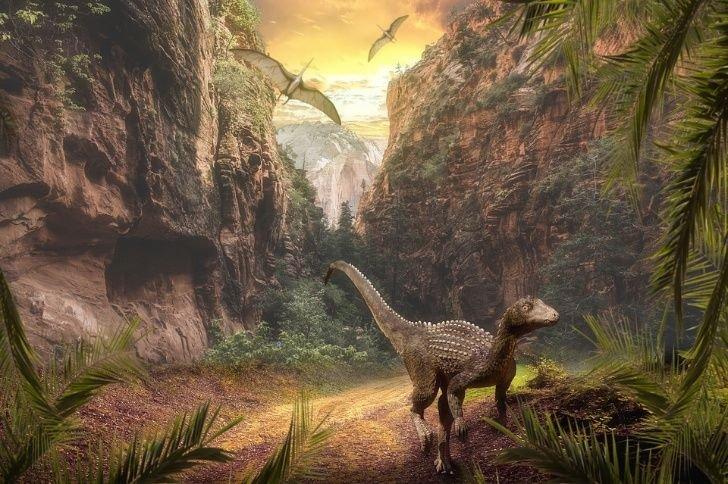 Por qué los dinosaurios eran tan grandes