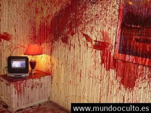 """El misterio de """"Cuando las paredes brotan sangre"""""""