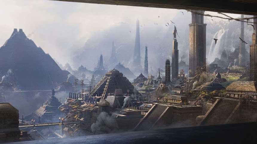 Agartha: El Reino Subterráneo de la Tierra