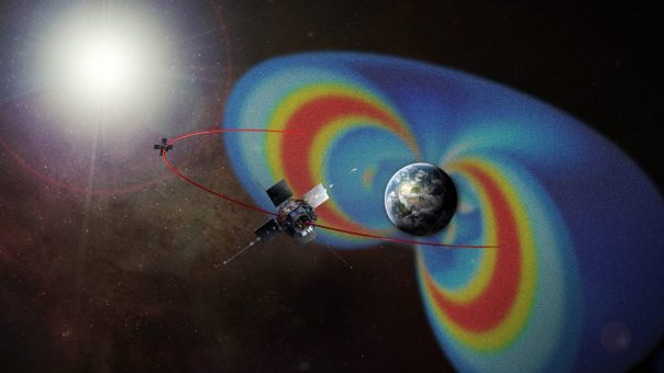 Al pasar por esta zona de Sudamérica todos los satélites de la NASA se apagan