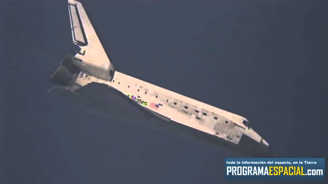 Aterrizaje STS-131 Discovery – Transmisión EXCLUSIVA programaespacial.com (HD)