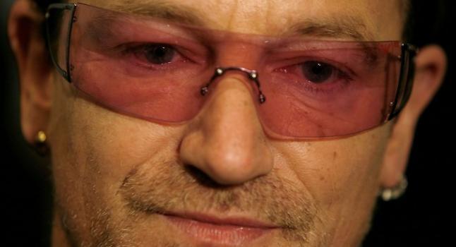 Bono de U2 se asocia con Monsanto y el G8 para destrozar biológicamente a África