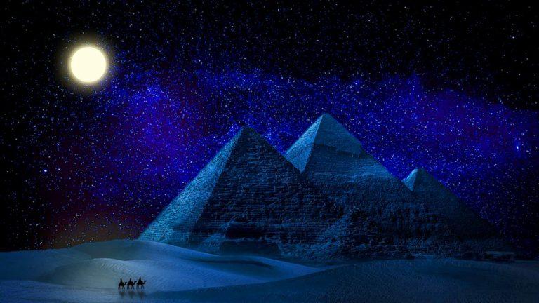 La estrella endemoniada del antiguo Egipto