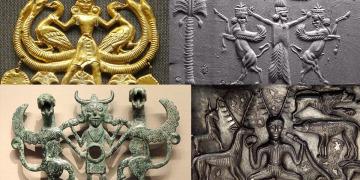 Por qué estas antiguas representaciones aparecen en todo el mundo?