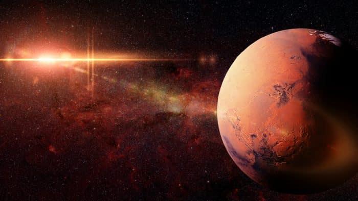 Alternativa 3: ¿Experimento Secreto Para Cambiar El Clima En Marte?