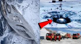 Antártida: civilizaciones perdidas y misterios relacionados con «extraterrestres»