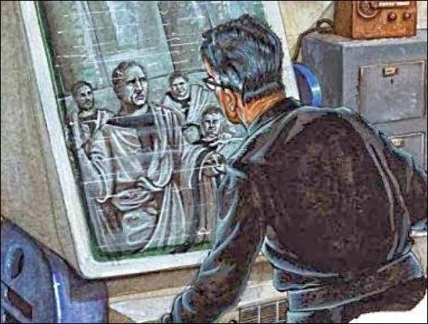 """El Misterio de """"La Maquina del Tiempo del Vaticano"""""""