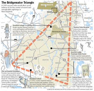 El misterio del triangulo bridgewater