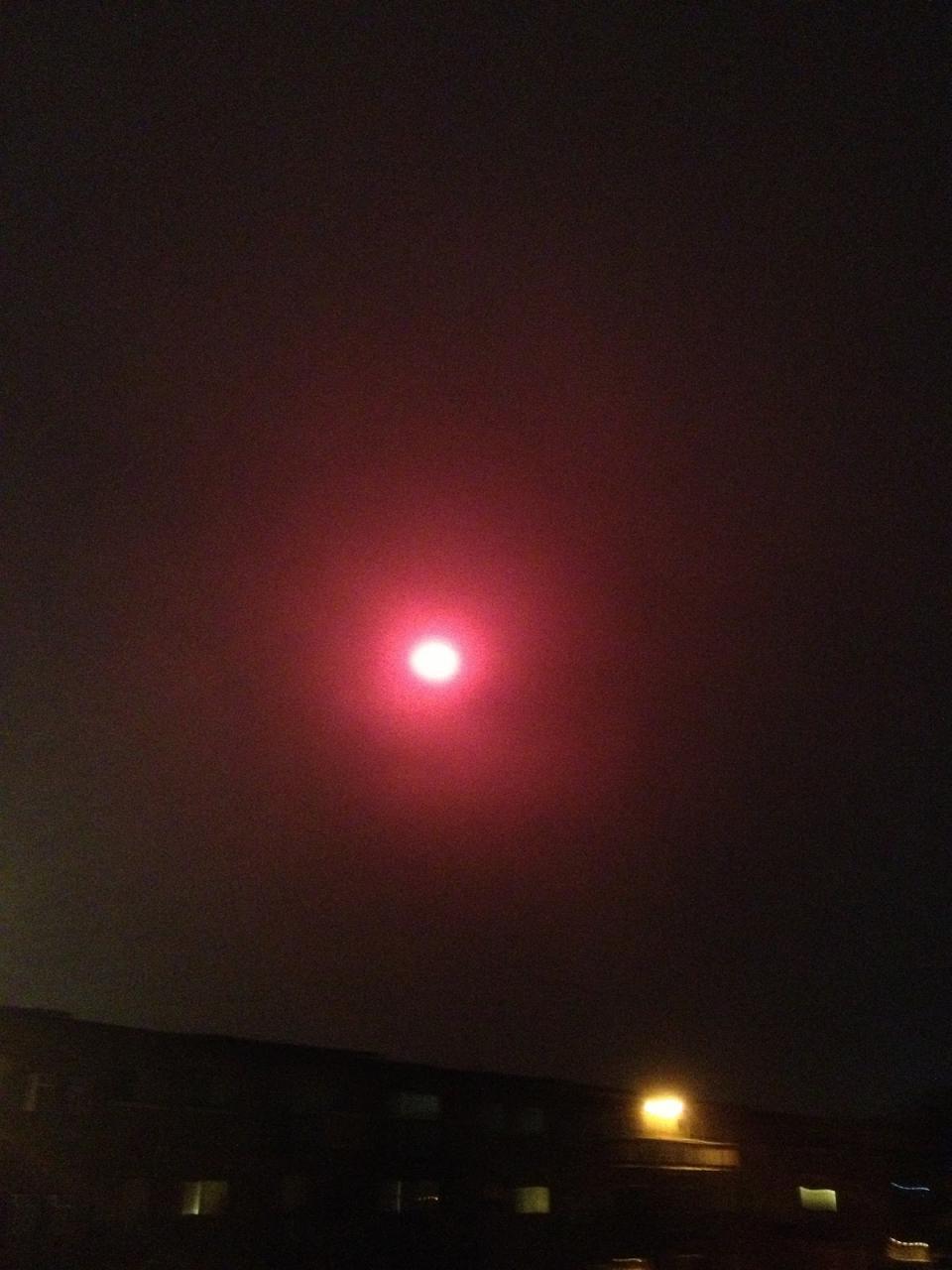 El OVNI rojo que desactivó misiles nucleares en 1967