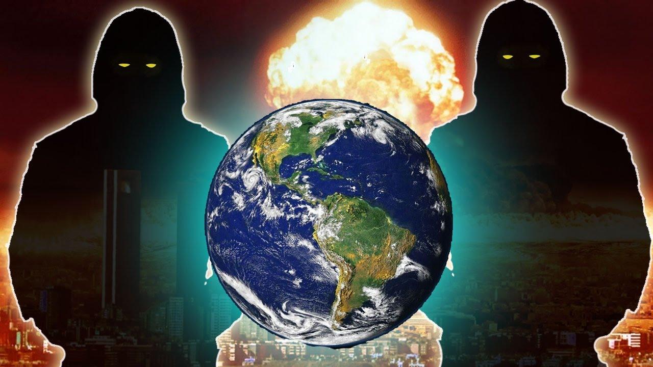 ¿Es el mal de la humanidad provocado por una antigua entidad desconocida?