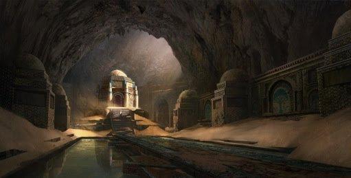 Evidencia física claramente demuestra que hay una enorme estructura enterrada cerca de las Pirámides de Egipto