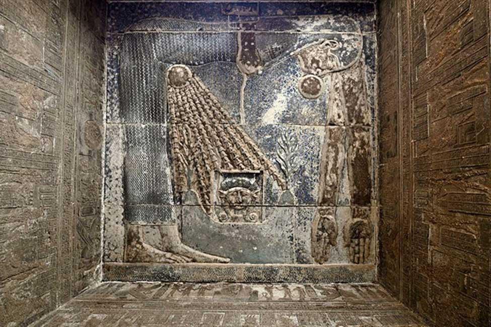 La diosa Nut: madre de los dioses y reina de los cielos en el antiguo Egipto