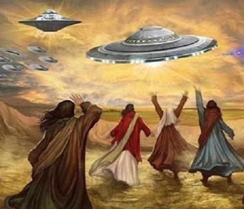 La NASA informa sobre apariciones de ovnis en culturas cristianas antiguas y aterradoras